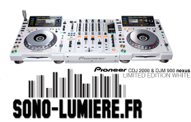 Location platine DJ